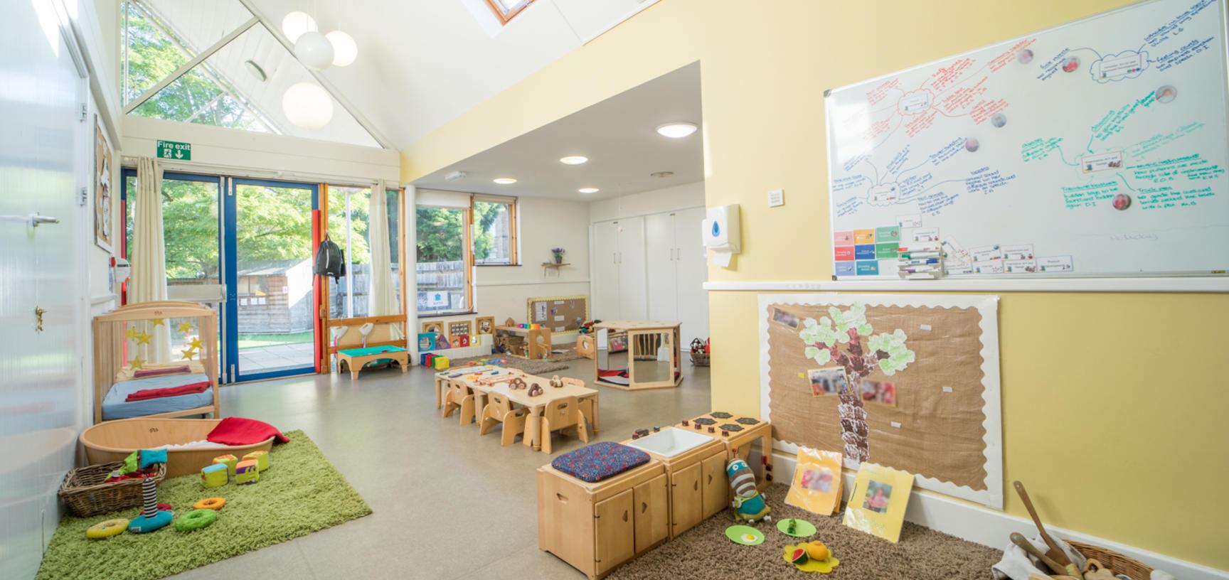 bradmore light spacious babyroom1