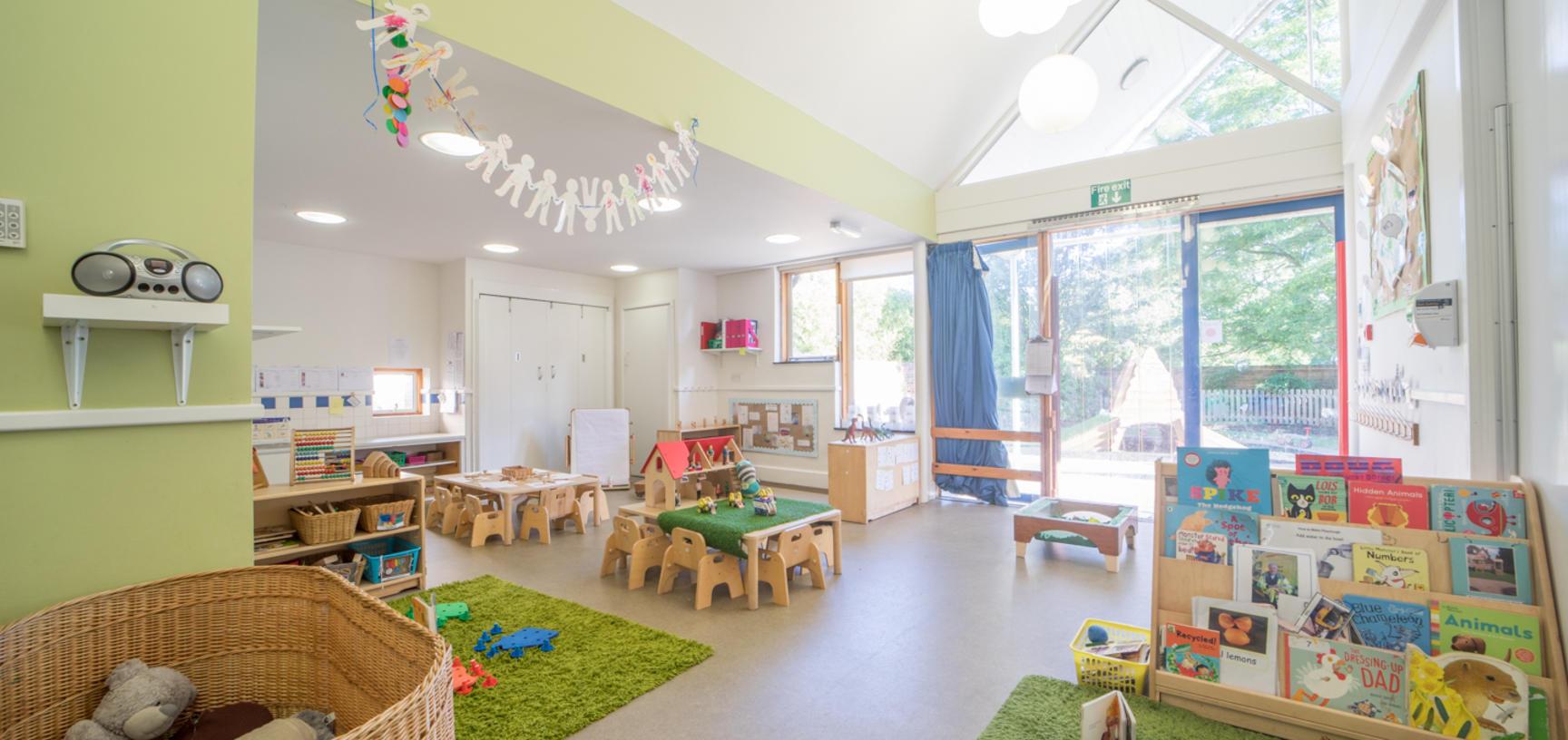 bradmore road toddler room 1