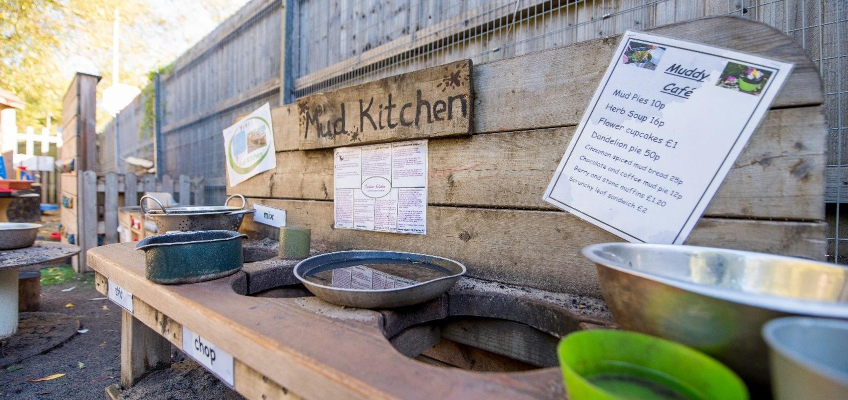 coop  mud kitchen