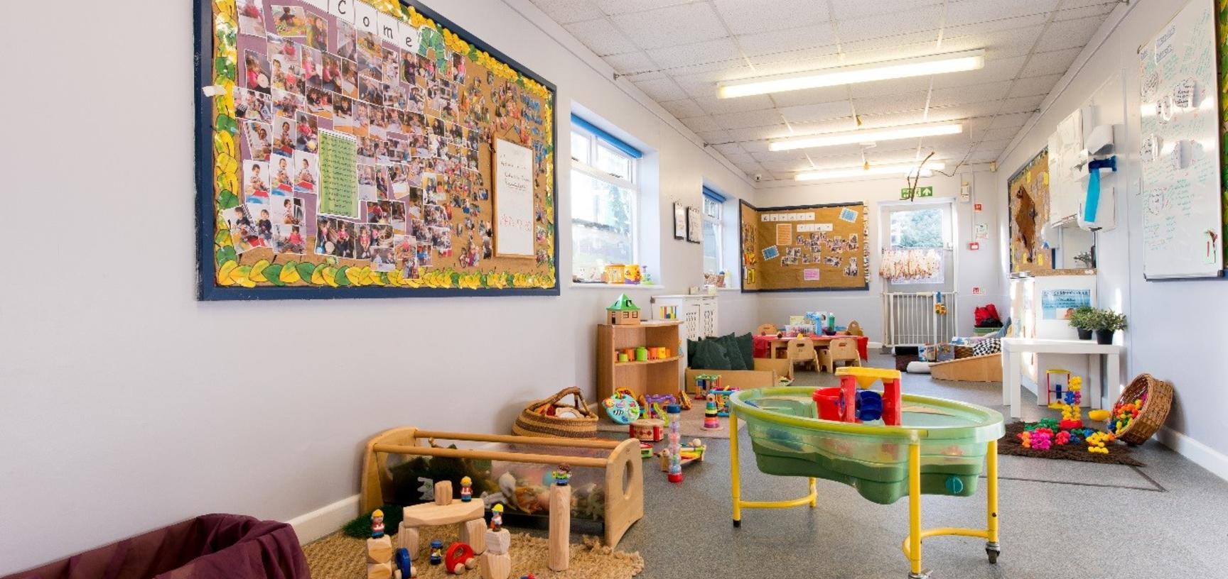 coop  toddler room