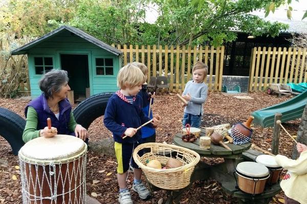 ff nursery outdoors