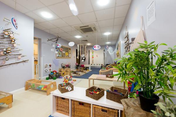 nursery room image